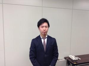 秋本貴広さん 北部支部、西部支部、中央支部担当